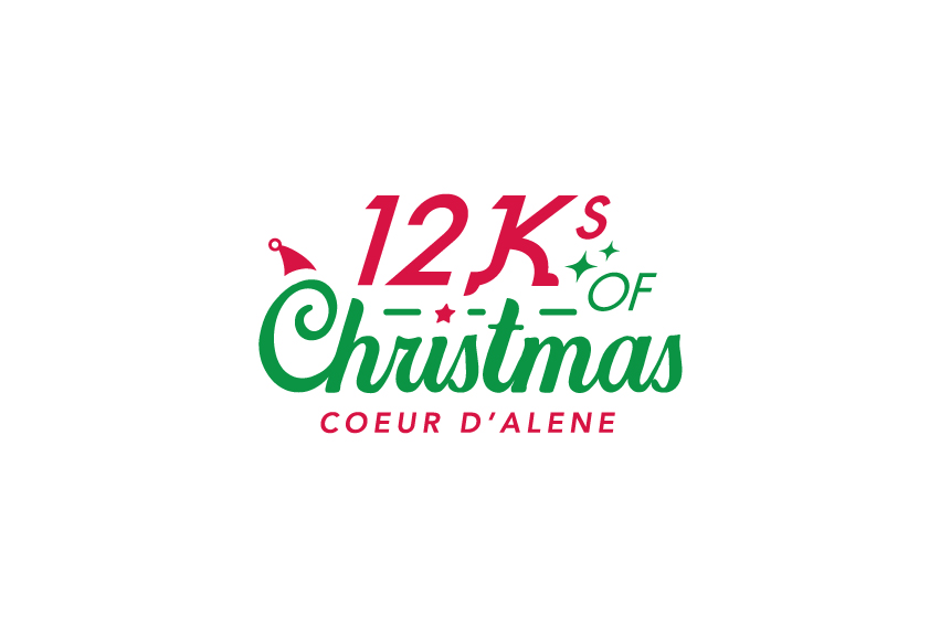 12Ks_of_Christmas_Logo_Graphic_Design_Tran_Creative_Coeur_d_alene_Idaho