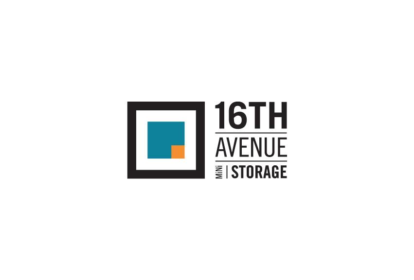 16th_Ave_Mini_Storage_logo_design_tran_creative