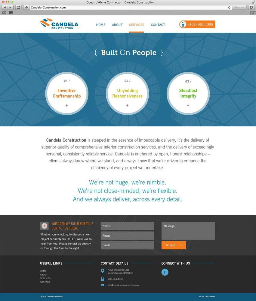 Candela_Construction_website_design_tran_creative