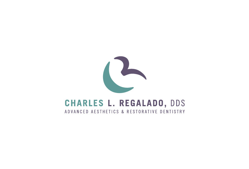 Charles_Regalado_DDS_advanced_aethetics_and_restorative_dentistry_logo_design_tran_creative