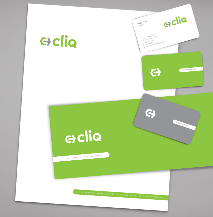 Cliq_marketing_stationery_design_tran_creative