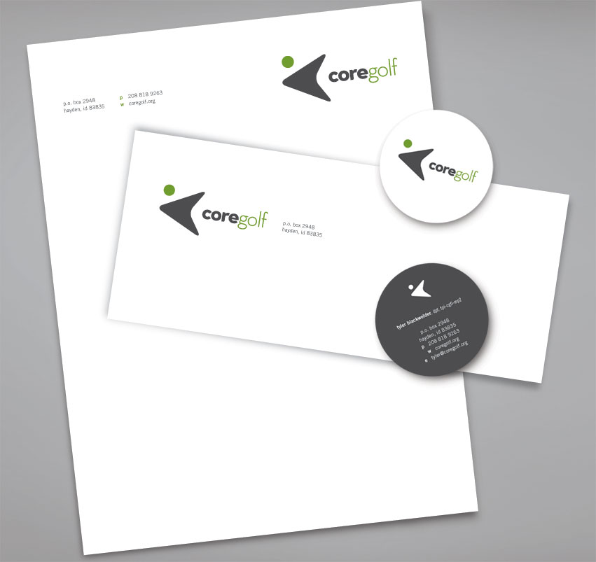 Core_Golf_stationery_design_tran_creative