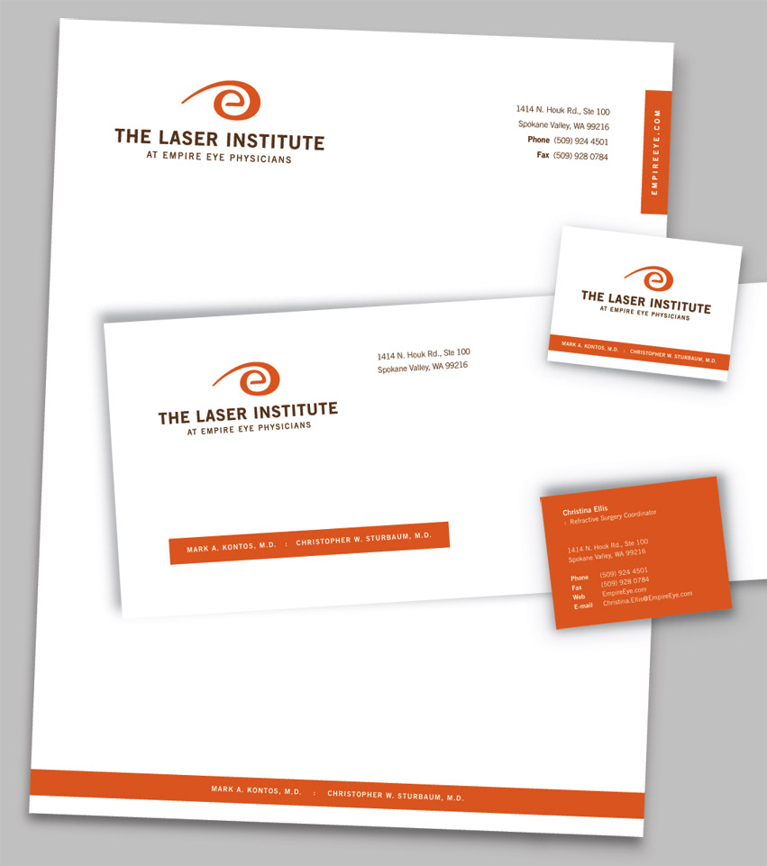 Empire_Eye_Physicians_the_laser_institute_stationery_design_tran_creative