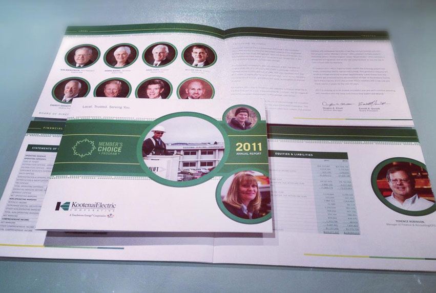 Kootenai_Electric_2011_annual_report_design_tran_creative_graphic_design