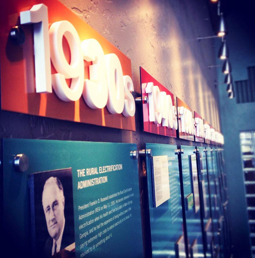 Kootenai_Electric_75th_year_installation_tran_creative_graphic_design