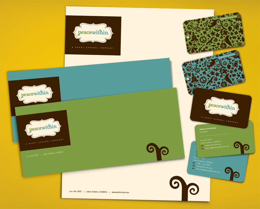 Peace_Within_stationery_design_tran_creative_visual_identity