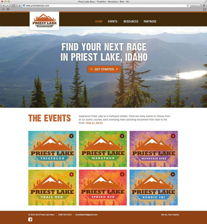 Priest_Lake_Race_website_design_tran_creative_graphic_design_visual_communication_design
