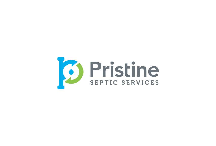 Pristine_Septic_Services_Logo_graphic_design_Coeur_d_alene_idaho_tran_creative