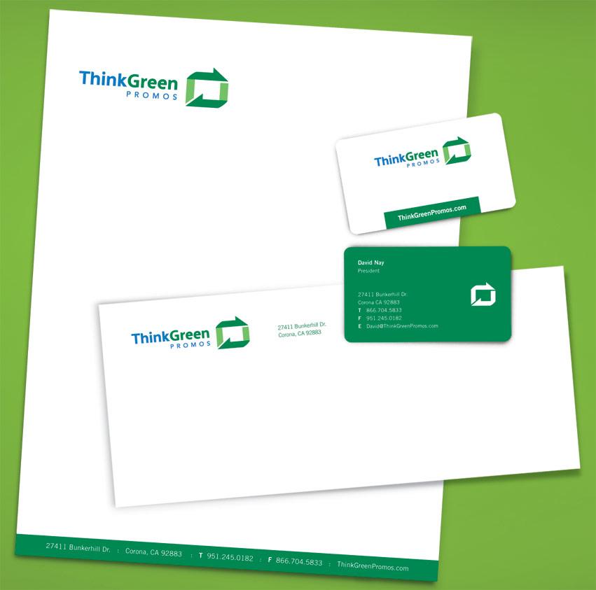 ThinkGreenPromos_stationery_design_tran_creative