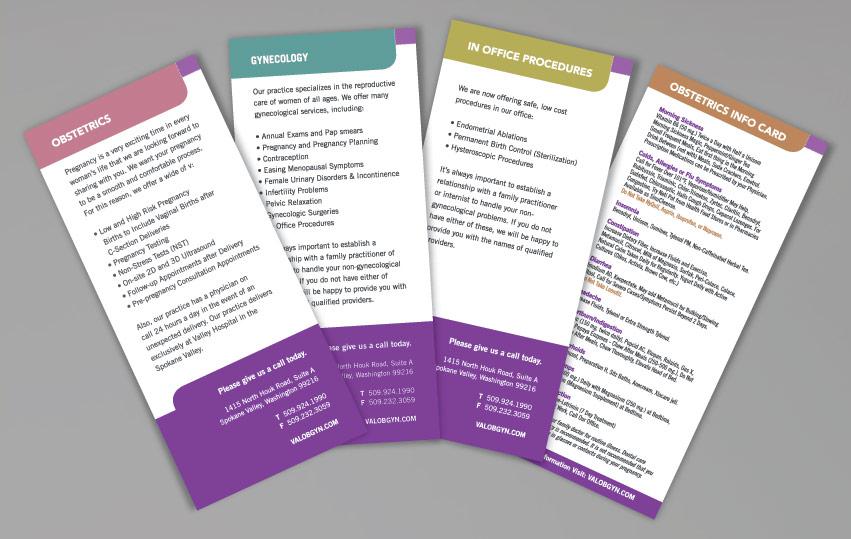 ValOBGYN_rackcards_back_graphic_design_tran_creative_spokane_washington