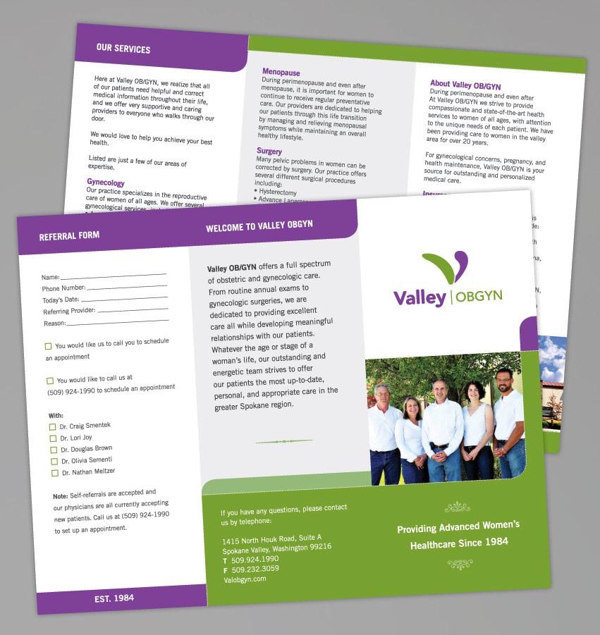 ValOBGYN_trifold_tran_creative_graphic_design