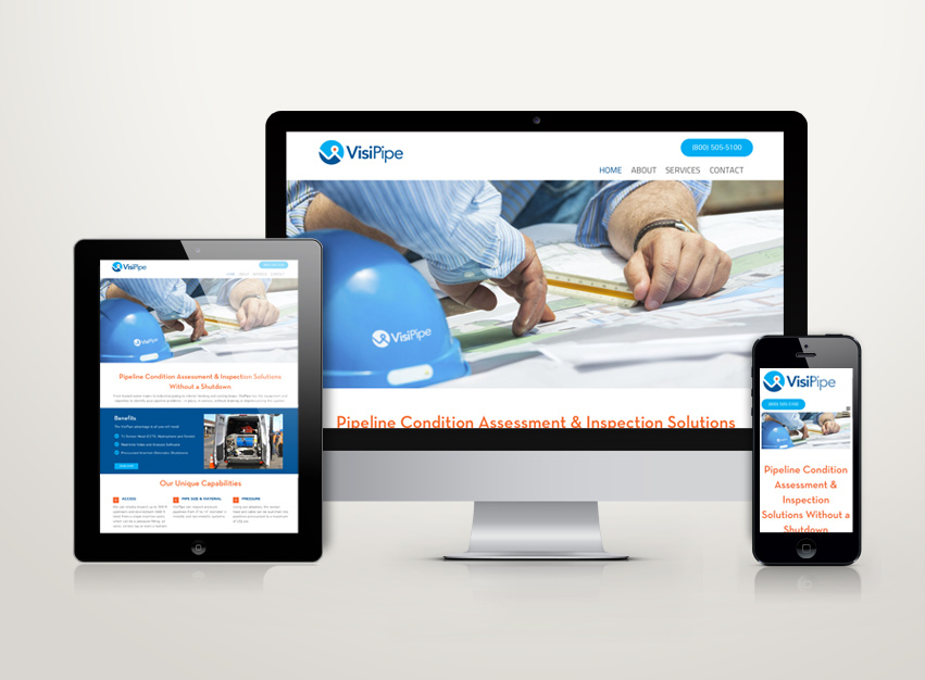 VisiPipe_website_design_by_tran_creative