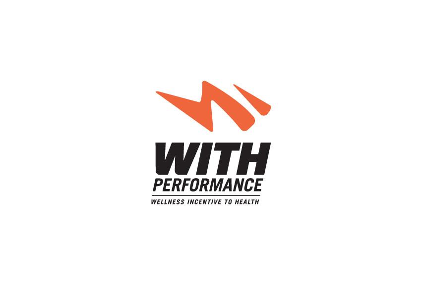 WITH_Performance_wellness_incentive_to_health_logo_design_tran_creative