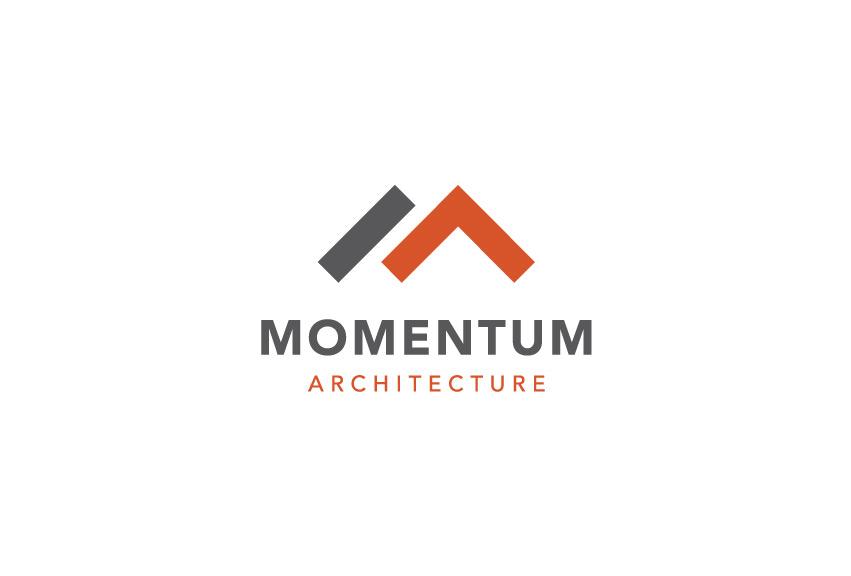 momentum_architecture_logo_brand_identity_graphic_design_tran_creative