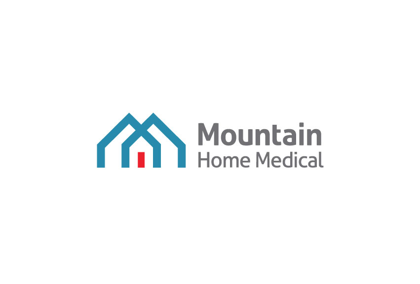 mountain_home_medical_logo_design_coeur_d_alene_idaho_tran_creative