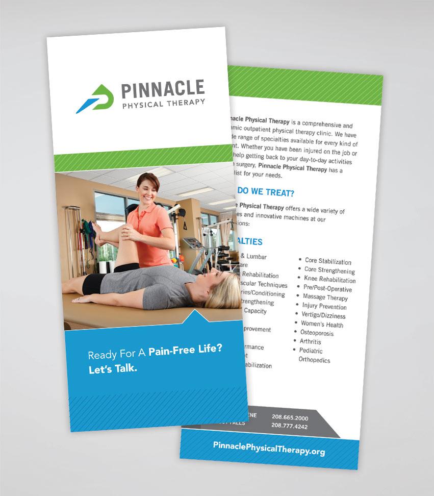 pinnacle_physical_therapy_rackcard_graphic_design_tran_creative