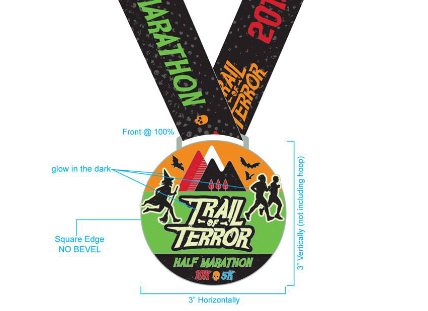 trail_of_terror_medal_2015_tran_creative_graphic_design_visual_communication