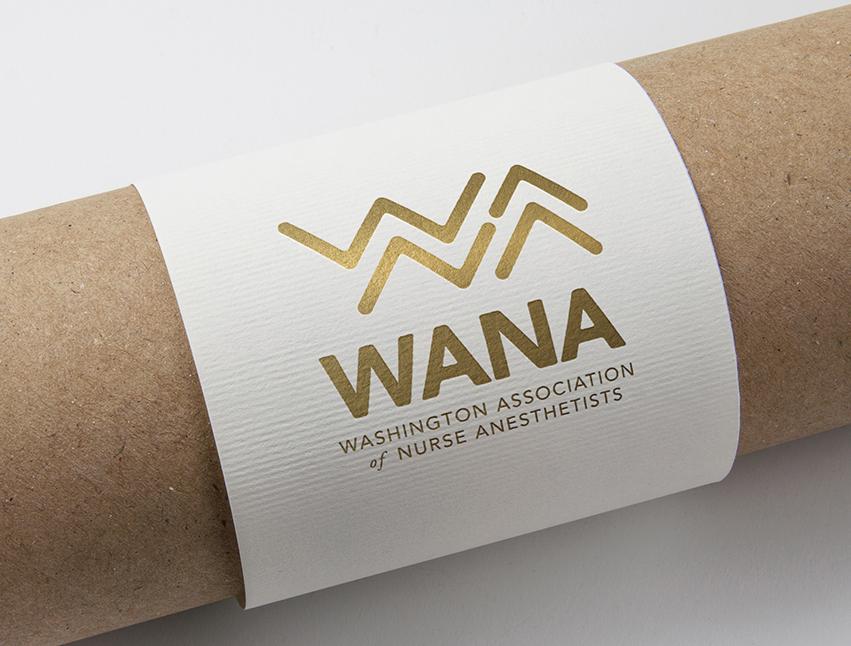 Logo Design for WANA